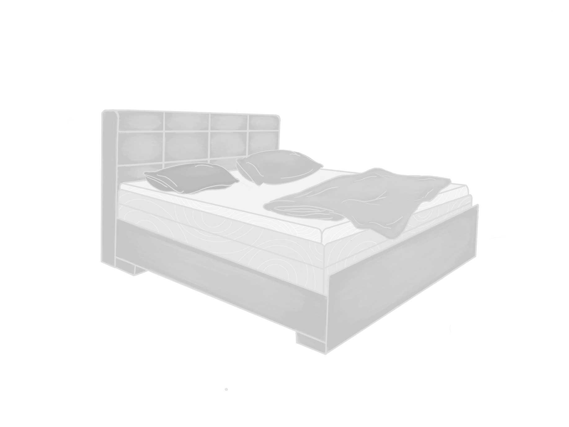 Łóżko - Wimaro